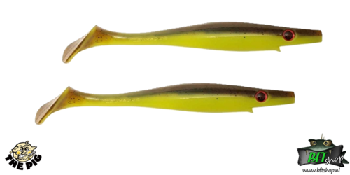 Pig Shad JR (2 pack)