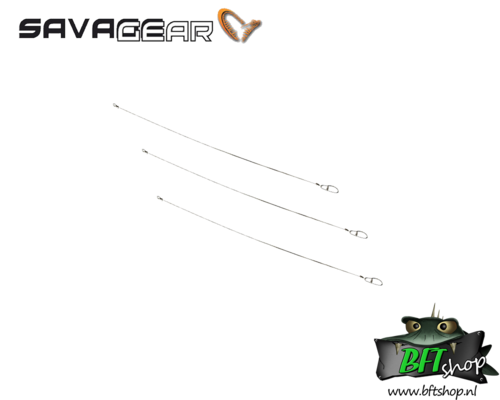 SAVAGE GEAR RVS Jerkbait stangen