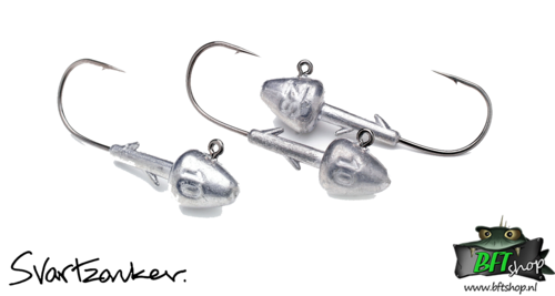 Svartzonker Jig Head Long - 3pack