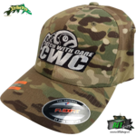 CWC Flexfit Cap - Camo Small / Medium